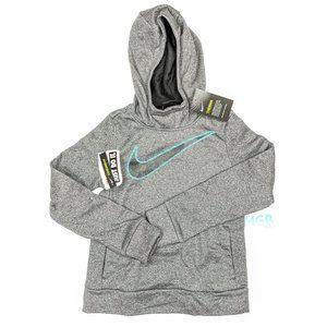 Nike Therma Hoodie Dri-Fit Girls Running Training